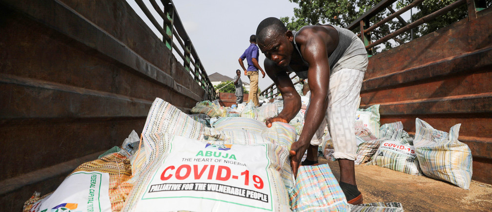 COVID-19 is exacerbating food shortages in Africa